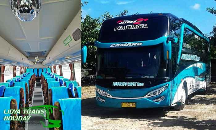 Sewa Bus Pariwisata Surabaya