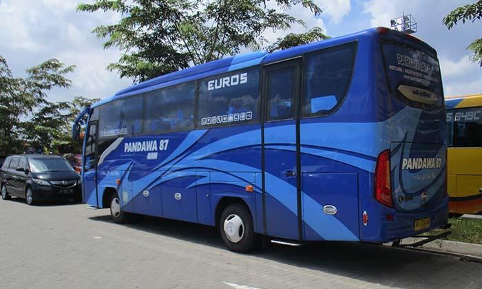 Agen Sewa Bus Pariwisata Pandawa 87