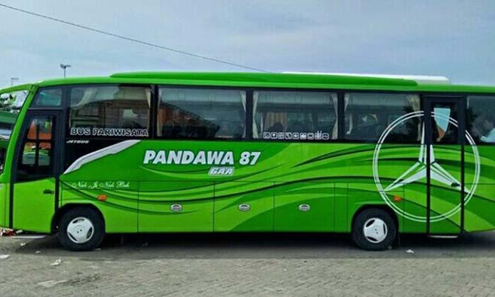 Sewa Bus Pariwisata Pandawa 87