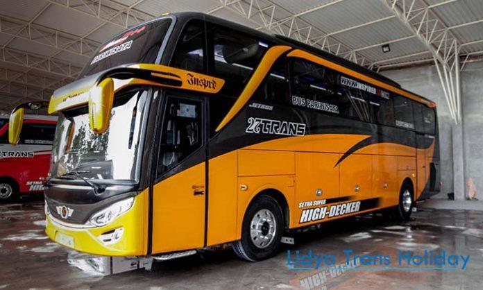 Agen Sewa Bus Pariwisata 27 Trans