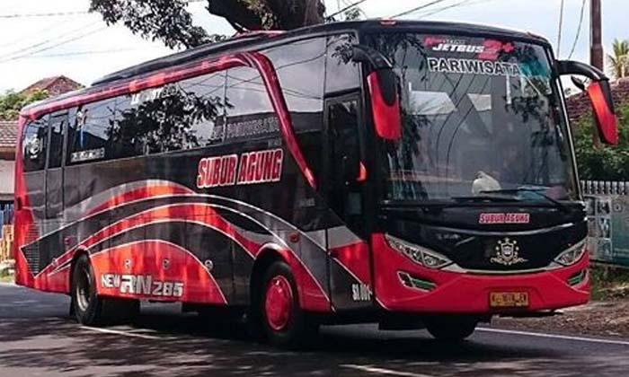 Agen Sewa Bus Pariwisata Subur Agung