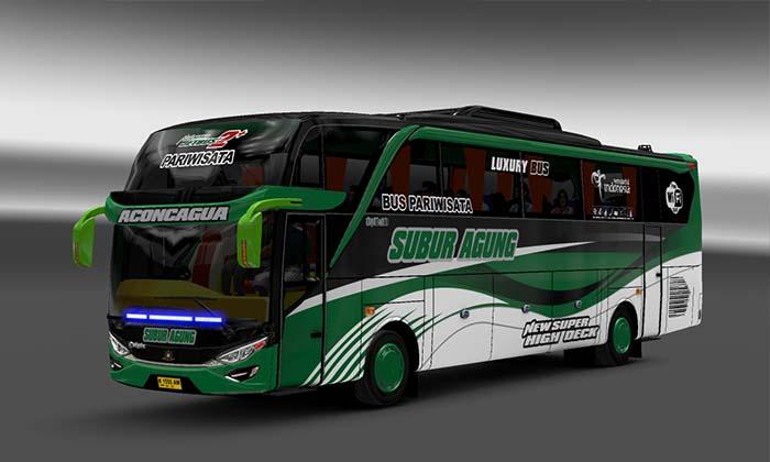 Bus Pariwisata Subur Agung