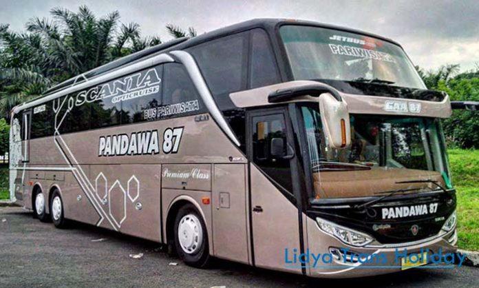 Sewa Bus Pariwisata di Sidoarjo