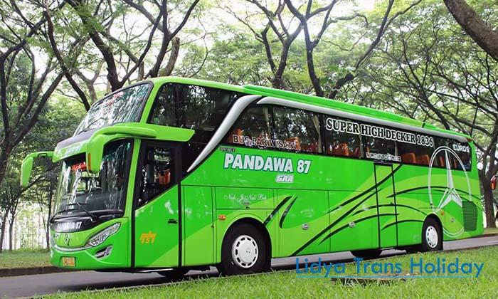 Sewa Bus Pariwisata di Sidoarjo Murah