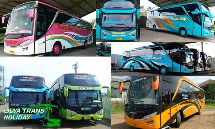Sewa Bus Pariwisata Bandung Terbaru Murah