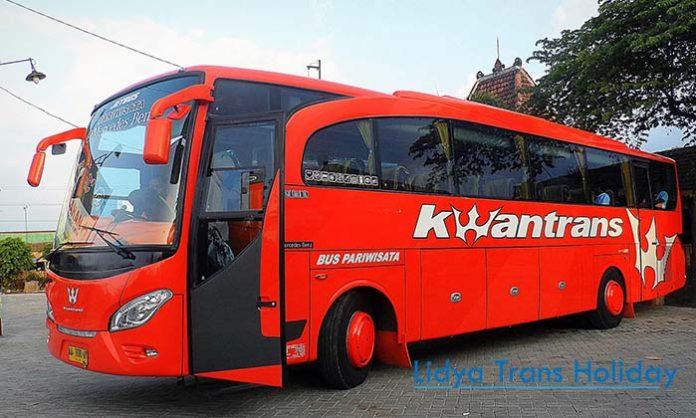 Sewa Bus Pariwisata Kwantrans