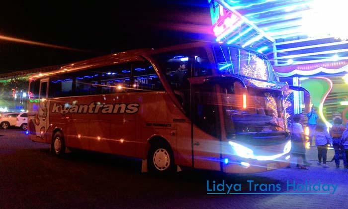 Sewa Bus Pariwisata Kwantrans Malang