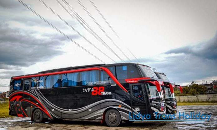 Sewa Bus Pariwisata di Jember Murah