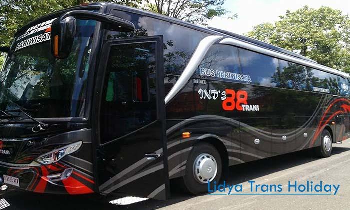 Sewa bus pariwisata di Situbondo Murah