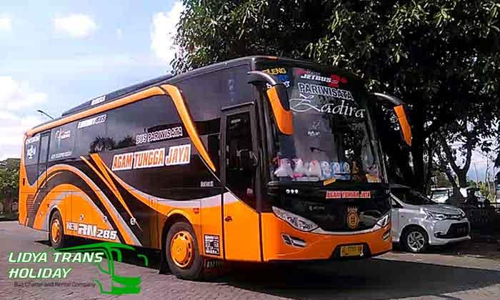 Sewa Bus Pariwisata Agam Tungga Jaya Murah