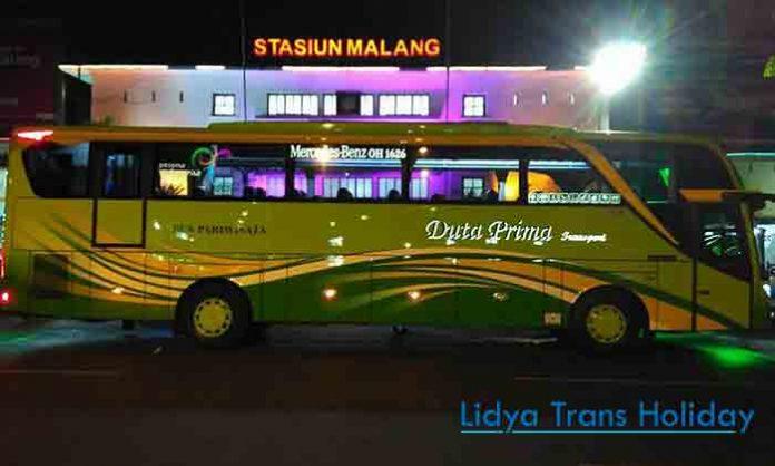Sewa Bus Pariwisata Duta Prima