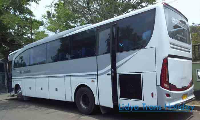 Sewa Bus Pariwisata Gege Transport