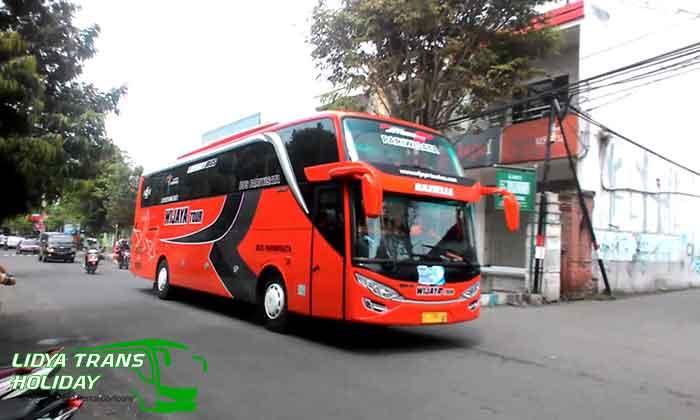 Sewa Bus Pariwisata di Jombang Terbaru