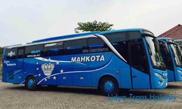 Sewa Bus Pariwisata di Kediri Murah