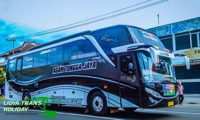 Sewa Bus Pariwisata di Mejayan