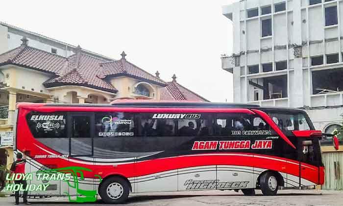 Sewa Bus Pariwisata di Mejayan Murah