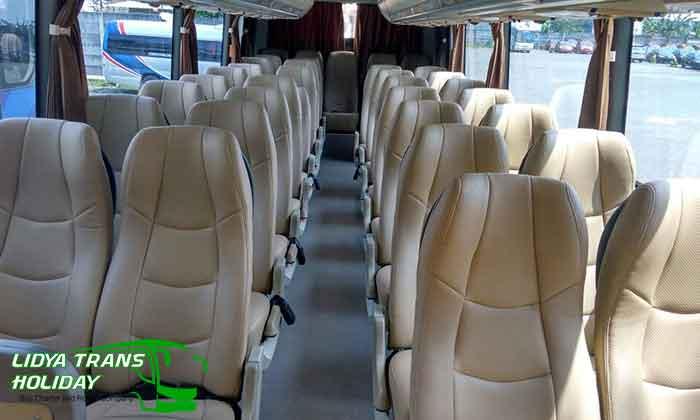 Sewa Bus Pariwisata di Nganjuk