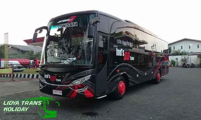 Sewa bus pariwisata di Bondowoso terbaik