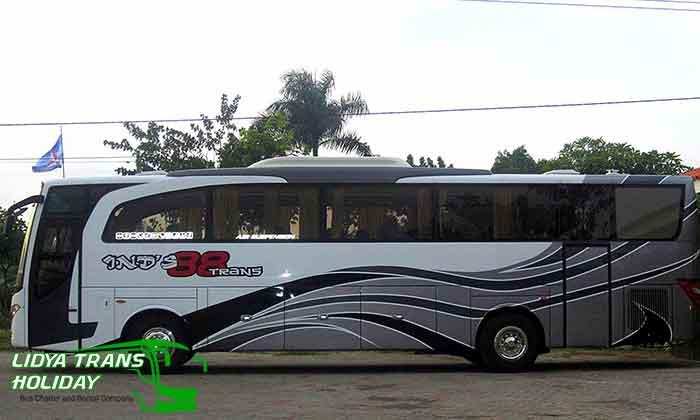 Sewa bus pariwisata di Bondowoso terbaru