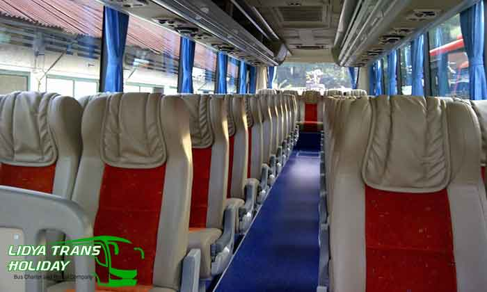 Daftar Harga Sewa Bus Pariwisata di Cianjur Terbaru terbaik termurah