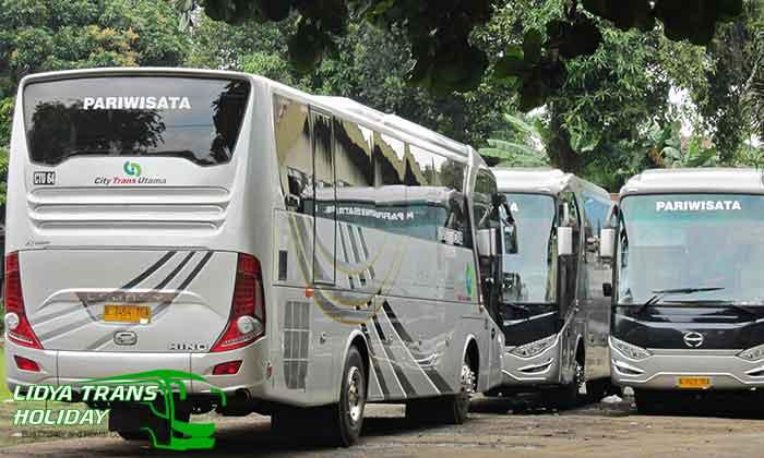 Daftar Harga Sewa Bus Pariwisata di Cikampek Terbaru terbaik paling murah