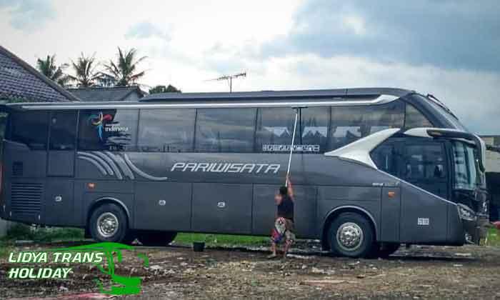 Daftar Harga Sewa Bus Pariwisata di Purwakarta Terbaik Murah
