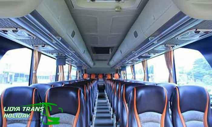 Daftar Harga Sewa Bus Pariwisata di Serang Banten Terbaik TerMurah Terbaru