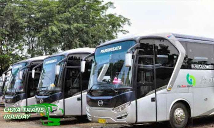 Daftar Harga Sewa Bus Pariwisata di Sukabumi terbaru murah