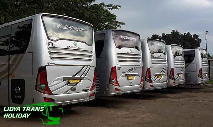 Daftar Harga Sewa Bus Pariwisata di Sukabumi terbaru murah terbaik