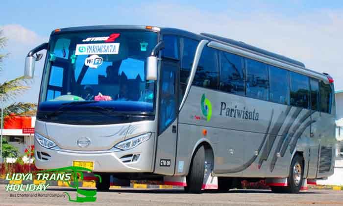 Harga Sewa Bus Pariwisata di Tangerang 2018 - Lidya Trans Holiday on