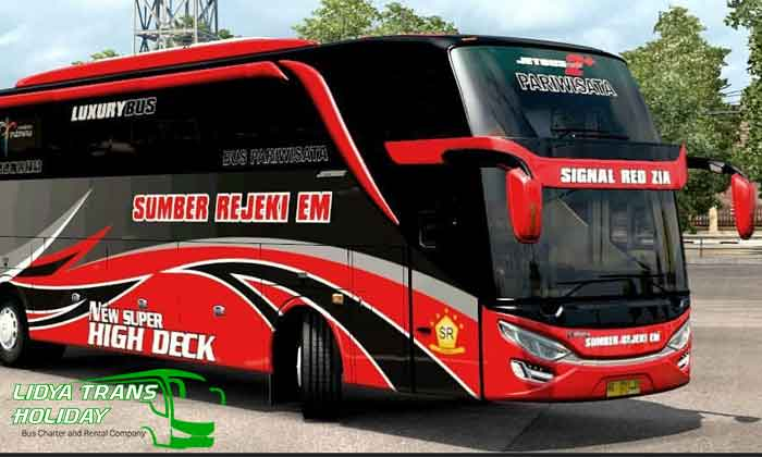 Daftar Harga Sewa Bus Pariwisata di Trenggalek Murah terbaik terbaru