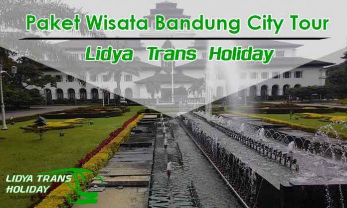 Paket Wisata Bandung City Tour 1 hari