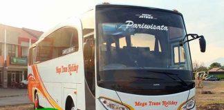 Sewa Bus Pariwisata Megatrans Holiday Terbaik terbaru