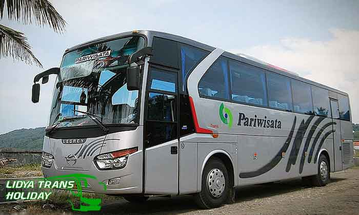 Sewa Bus Pariwisata PO City Trans Utama Terbaik