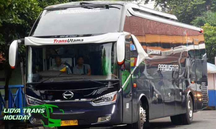 Sewa Bus Pariwisata PO City Trans Utama Terbaru