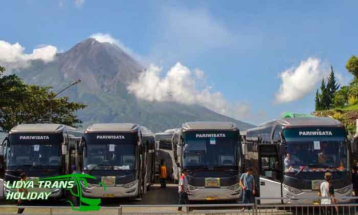 Sewa Bus Pariwisata PO City Trans Utama Terbaru murah