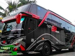 Sewa Bus Pariwisata di Lumajang Terbaru