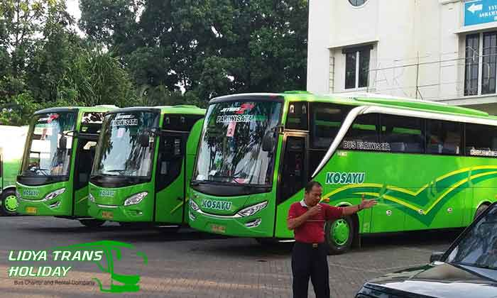 Daftar Harga Sewa Bus Pariwisata di Malang Murah Terbaik