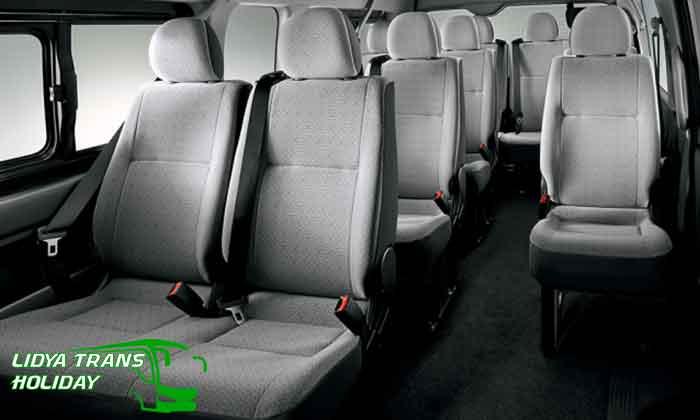 Daftar Harga Sewa Hiace Commuter di Blitar Murah Terbaik Terbaru