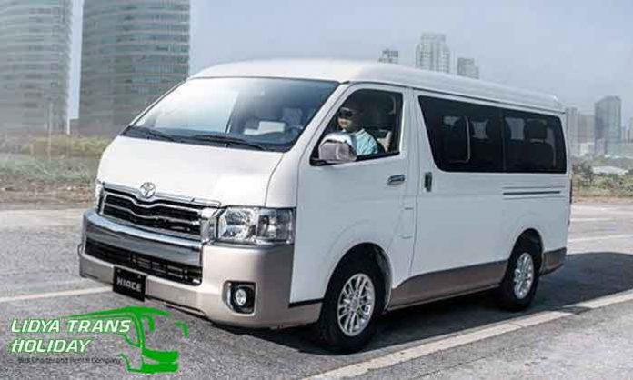 Daftar Harga Sewa Hiace Commuter di Blitar Murah Terbaru