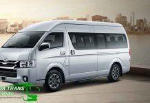 Daftar Harga Sewa Hiace Commuter di Mojokerto Murah