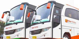 Harga Sewa Bus Pariwisata Pakar Holiday Bandung Murah