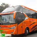 Sewa Bus Pariwisata PO Setiawan Kediri Murah