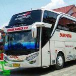 Sewa Bus Pariwisata PO Zain Putra Kediri Murah Terbaik