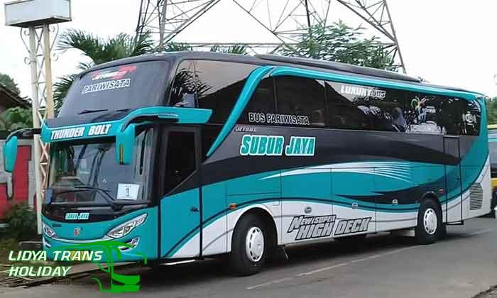 Sewa Bus Pariwisata dan Rental Mobil di Trenggalek Murah Terbaik