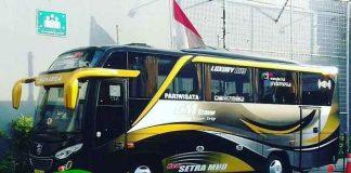 Sewa Bus Pariwisata Gunung Madu Trans Bandung Murah Terbaik
