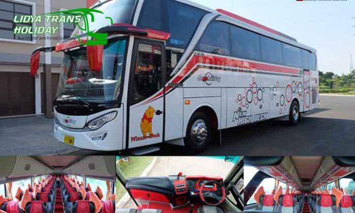 Sewa Bus Pariwisata Murah di Trans Bandung SHD-HDD