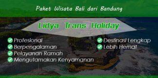Paket Wisata Bali dari Bandung Murah Fasilitas Terbaik