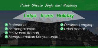 Paket Wisata Jogja dari Bandung Murah Terbaik