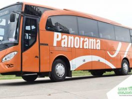 Daftar Harga Sewa Bus Pariwisata PO Panorama di Jakarta